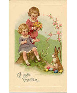 A Joyful Easter Vintage Post Card  - $6.00
