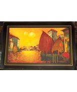 Large, Vintage Under Tripoli Skies Art Print, La Tessa, 1930 - $12.99