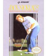 Jack Nicklaus Golf NINTENDO NES Video Game - $3.97