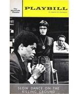 "Rare 1964 PLAYBILL Clarence Williams ""SLOW DANCE ON THE KILLING GROUND"" - $12.91"
