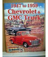 Catalog, Impala Bob's 1947-1959 Chevrolet & GMC Truck - $3.99