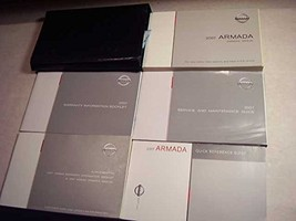 2007 Nissan Armada Owners Manual [Paperback] Nissan - $33.65