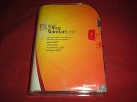 Microsoft Office Standard 2007 - $47.99