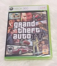 Grand Theft Auto IV 4 (Microsoft Xbox 360 2008) Game Rated M Rockstar Live - $7.33
