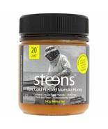 Steens Raw Manuka Honey 20+ 340g - $140.97
