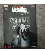 Learn to Play Guitar with Metallica by Joe Charupakorn 2002 Paperback No CD - $22.24