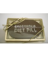 Single Chocoholic Diet Pill In a beautiful gold gift box - $3.50