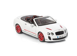Bentley Continental Supersports Convertible ISR Diecast Model Car 18-11035 - $63.61