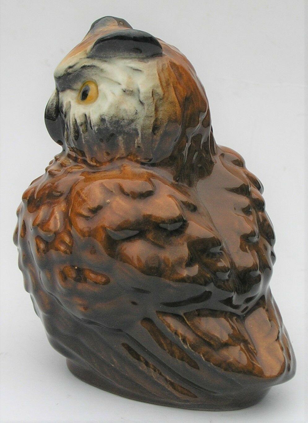 Vintage Owl Figurine Goebel Statue W. Germany 38316-08