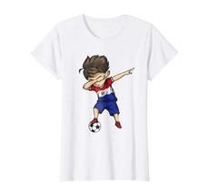 Sport Shirts - Dabbing Soccer Boy Paraguay Jersey Shirt - Paraguay Football Wowe - $19.95+
