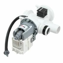 DC96-01585L Samsung Assy Pump Drain Bigbang2 Genuine OEM DC96-01585L - $128.69