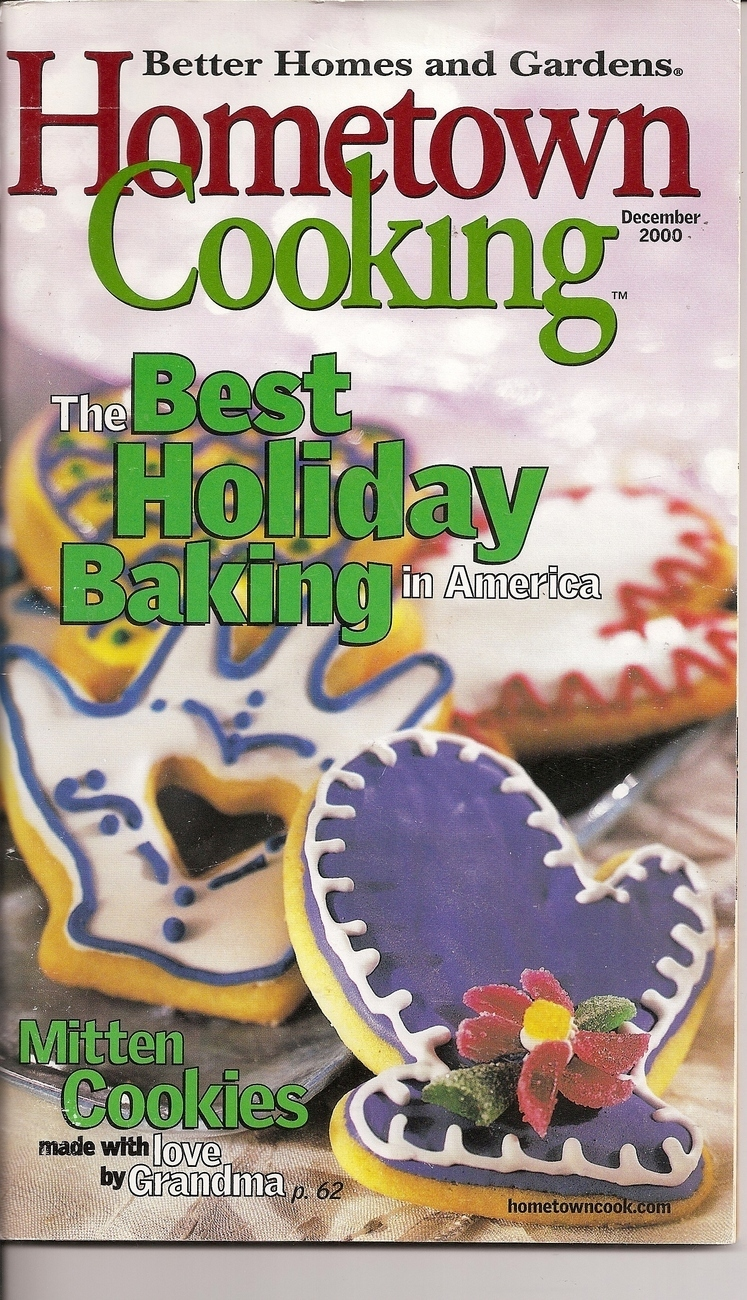 Better Homes & Gardens, Best Holiday Baking in America