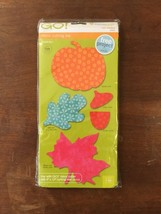 "Accuquilt GO! Die ""Fall Medley"" #55041 ~ NEW - $43.50"