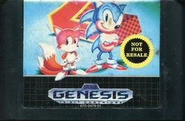 Sega Genesis - Sonic Hedgehog 2 - Game Cartridge Only - $4.94