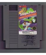 ORIGINAL Vintage TESTED 1988 Bandai Dragon Power Nintendo NES Cartridge  - $13.99