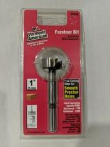 Vermont American Forstner 1 Inch Drill Bit 3/8 Inch Shank Aut 14516 - $8.24