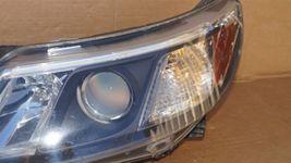 08-12 Saab 9-3 Halogen Headlight Lamps Set Pair L&R image 5
