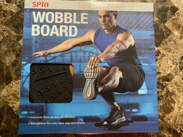 "SPRI Wobble Board Balance Trainer 14"" Platform Fitness Exercise BRAND NEW - £19.47 GBP"