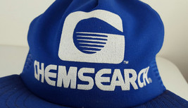 Chemsearch Spell Out Floppy Mesh Trucker Snapback Hat - $10.00