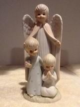 "Lefton Porcelain - ""Guardian Angel"" - The Christopher Collection 1982 - EUC - NB - $12.95"