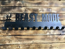 #BeastMode Steel Medal Display Hanger - $34.99+