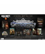 Call Of Duty Black Ops 4 Mystery Box Edition PS4 Brand New Fast Shipping - $399.93