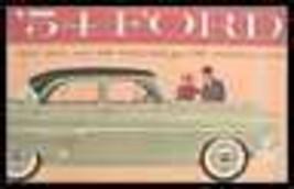 1954 Ford Prestige Sales Brochure, Skyliner Sunliner Original 54 - $33.66
