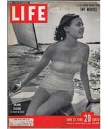 ORIGINAL Vintage Life Magazine June 27 1949 Inland Sailing - $27.86