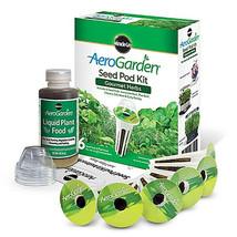 AeroGarden Gourmet Herb Seed Pod Kit - 6 Pods - New Sealed - £14.91 GBP