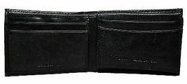 Tommy Hilfiger Men's Premium Leather Credit Card Wallet Slim Black 4707-01 image 5