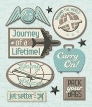 Life's Little Occasions Traveling Sticker Medley