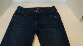 Gap Kids Straight Fit Jeans Dark wash Denim Boys size 14  - $10.99