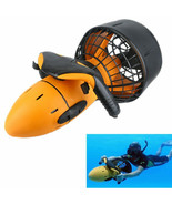 Electric Waterproof Underwater Propeller Sea Scooter 2 Speeds 300W Divin... - $178.00