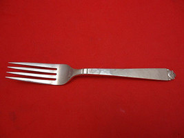 "Oak Leaf by Old Newbury Crafters Onc Sterling Silver Dinner Fork 7 3/4"" - $217.55"