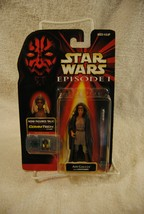 STAR WARS EPISODE 1 ADI GALLIA Rare 1998 1st RELEASE ACTION FIGURE NEW - $26.99