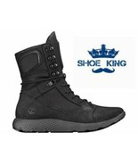 TIMBERLAND LIMITED RELEASE FLYROAM TACTICAL MEN LEATHER BOOT BLACK TB0A1NK5 - $114.90
