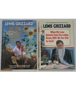 Lot of 2 Hardback Books by Lewis Grizzard HUMOR  - $6.00