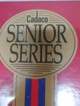 RUMI-K Board Game - Senior Series 1989 - 100% Complete New In Box image 2