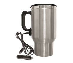 Brentwood Stainless Steel 16oz 12 Volt Heated Travel Mug [CMB-16C] - $25.18