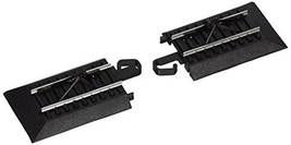 Bachmann Trains Snap-Fit E-Z Track Hayes Bumpers 2/card - $12.43