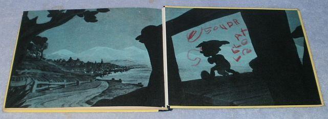 Walt Disney's version Pinocchio Geppetto 1939 Carlo Collodi HC