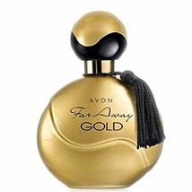 AVON Far Away Gold Eau de Parfum Natural Spray 50ml - 1.7 fl.oz. - $28.00