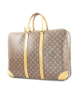 Auth LOUIS VUITTON Sirius 24 Heures Monogram Suitcase Travel Business Ba... - $495.00