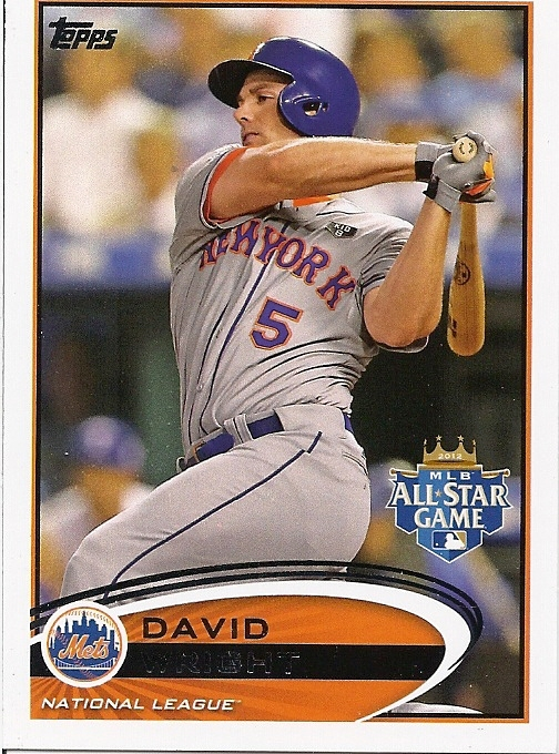 Topps us280 david wright0001