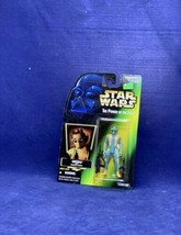Star Wars Power Of The Force - Greedo Action Figure 1996 Green Card - $12.20