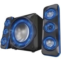 SYLVANIA SHTIB1060-BT Light-up Bluetooth 2.1 Speaker System - $68.06