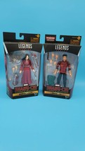 Shang-Chi Marvel Legends Shang-Chi and Katy 6-Inch Action Figure Lot of ... - $39.99