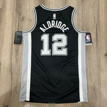 Nike LaMarcus Aldridge Jersey 40 Small San Antonio Spurs 864509-011 NBA - $98.99