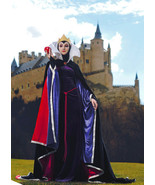 Custom-made Snow White Evil Queen Dress, Snow White Evil Queen Costume - $135.00+