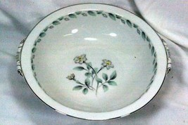"""Narumi Laura #5063 Round Double Handled Serving Bowl 10"""" - $20.09"""